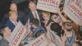 Фотографът Скот Брауър и зад кулисите на предизборната кампания за американски президент