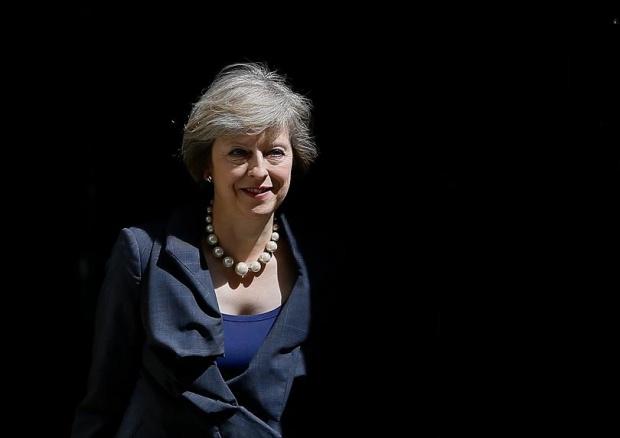 Знае ли Тереза Мей що е това Брекзит?