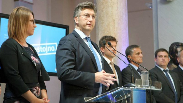 Политическата несигурност в Хърватия може да продължи и след парламентарния вот