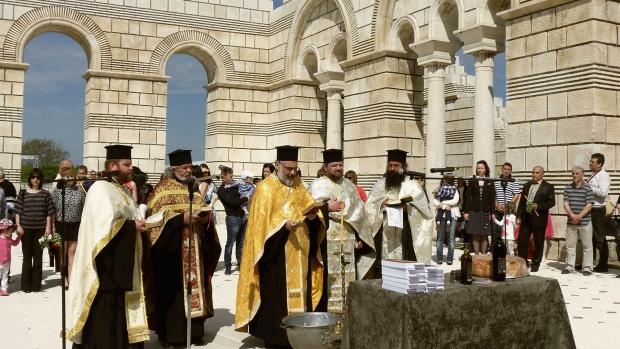 Днес е кулминацията на честванията в Плиска