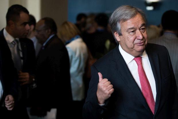 Как правото на Източна Европа лиши света от първата жена генерален секретар на ООН