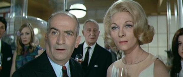 На 89 години почина Клод Жансак, екранната съпруга на Дьо Финес