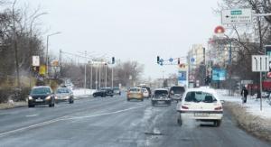 350 тона сол са изсипани по бургаските улици за последните 4 дни