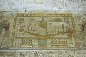 Шведски археолози се натъкнаха на погребални комплекси от времето на Тутмос Трети край Асуан