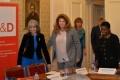 Йотова към Попова: Обещавам да продължим съвместната си работа