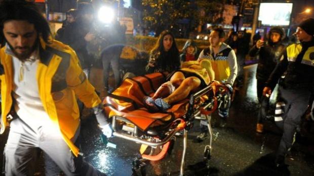 """Няколко души са задъжани в Турция за връзки с атентата в """"Рейна"""""""