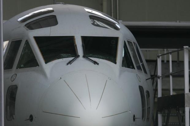 С военен самолет ще транспортират 5-годишен с усложнения след варицела в Бургас