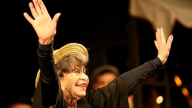 Стоянка Мутафова отново на сцената