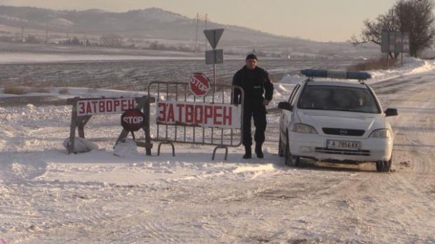 Снежната блокада доведе до законови промени! Глоби и отнемане на шофьорската книжка за навлизане в затворен път