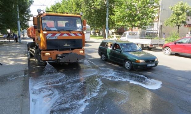 Общината предприема мерки срещу замърсяването на въздуха в столицата