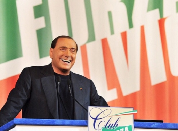 Може да обядвате с Берлускони с благотворителна цел