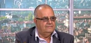 Божидар Димитров е приет в болница със съмнение за инфаркт
