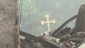 Възстановяват древен манастир 7 години след огромен пожар