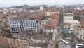 Обезопасяват фасадите на опожарените тютюневи складове в Пловдив