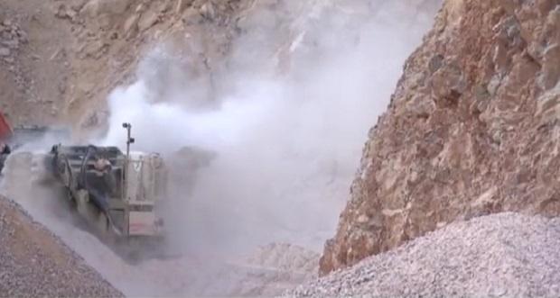Отново бунт срещу мраморната мина в Куртово Конаре