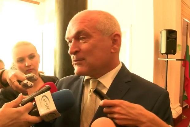 Димитър Главчев е новият председател на НС (ОБНОВЕНА)