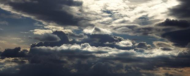 Днес ще е предимно облачно и ще превалява. Максимални стойности около 12 градуса