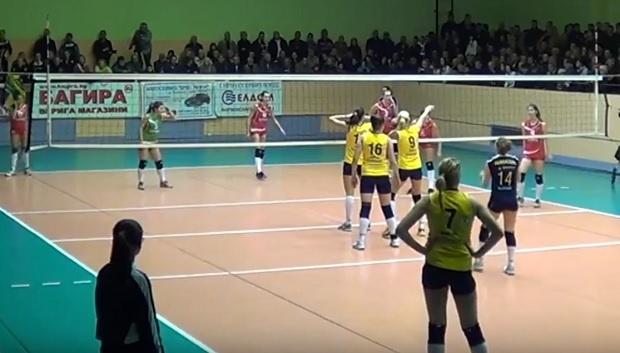 Марица (Пд) на победа от шампионския плейоф в НВЛ