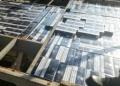 """320 000 къса контрабандни цигари задържаха на пукнт """"Маказа"""""""