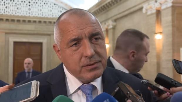 Борисов се среща с Лозан Панов в МС
