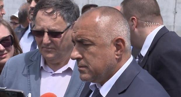 Борисов в Хитрино: Вярваме в доброто, градежа и просперитета на България