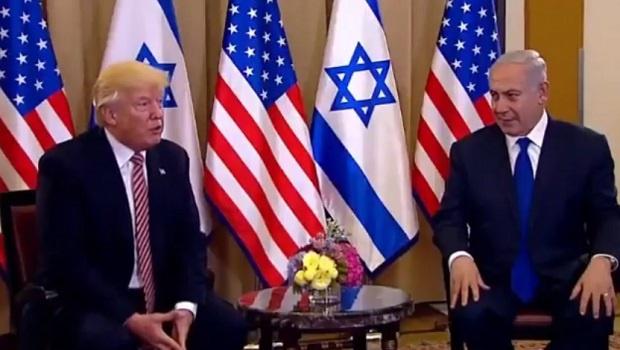 Тръмп: Палестина и Израел са готови за мир