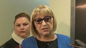 Министърът на правосъдието Цецка Цачева няма да подаде оставка. Това