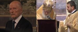 """Тържествен камбанен звън на катедралния храм """"Св. Александър Невски"""" възвести"""
