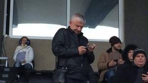 60-годишният бизнесмен от Говедарци се изцепи преди първата тренировка на