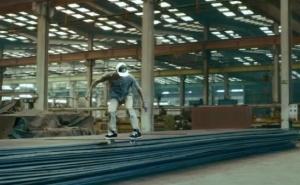 Скейтборд, оказва се, може да се кара и на доста