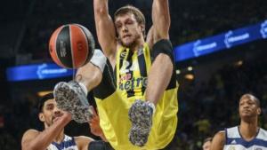 Снимка: Фенербахче завоюваха баскет титлата в Турция срещу Бешикташ