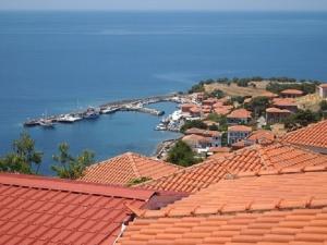 Значително нарасна броят на мигрантите, пристигнали на гръцкия остров Лесбос,