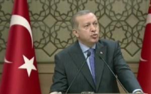 В преследването на вътрешни врагове от турския президент Реджеп Тайип