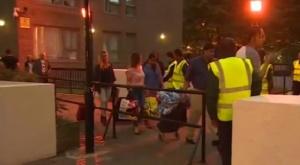 Снимка: Евакуираха 800 апартамента в Лондон