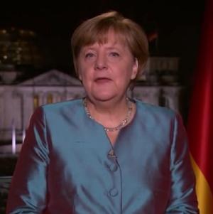 Снимка: Ангела Меркел: Година след Brexit се чувства нов дух на единство на 27-те стани от ЕС