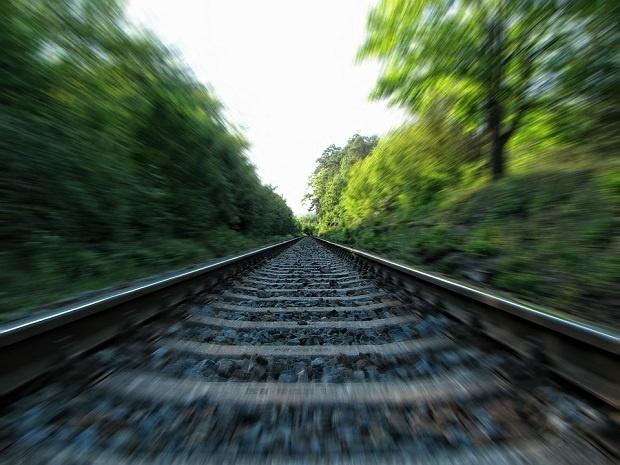Инцидент с влак на Централната гара в Пловдив