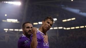 Супер звездата на Реал Мaдрид и световния футбол Кристиано Роналдо