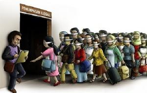 Нова група нелегални емигранти задържани край Свиленград
