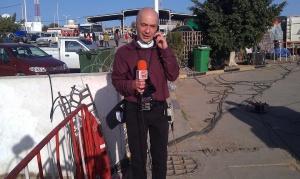 Журналистът и водещ на сутрешния блок на БНТ Иво Никодимов