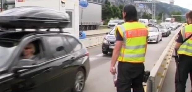 Граничната полиция на Германия увеличи мерките за сигурност