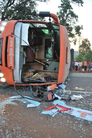 Автобус се сблъска с крави в Турция, трима загинаха