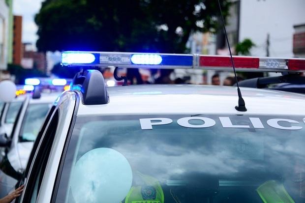 Катастрофира патрулка в Казанлък