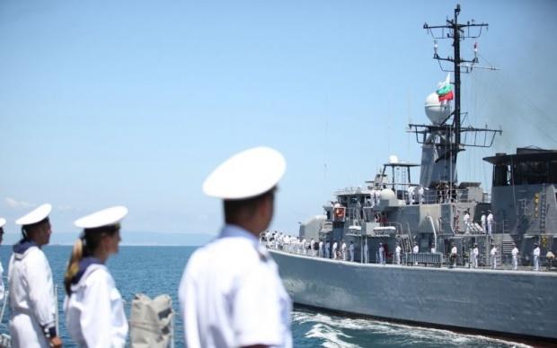 Военноморските ни сили честват 138-мата си годишнина
