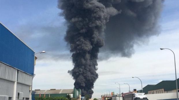 Взрив в химически завод край Хюстън