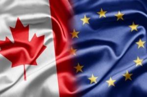 Споразумението за свободна търговия между Европейския съюз и Канада, известно