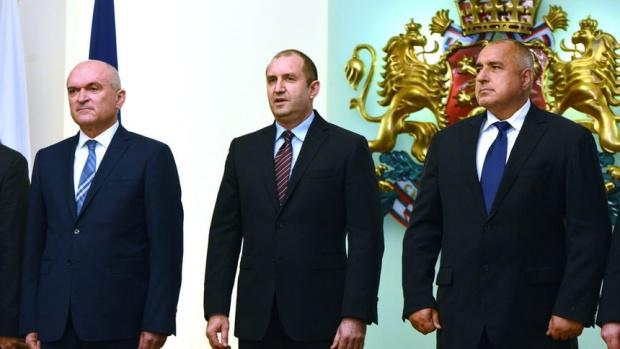 Започна КСНС при президента Радев
