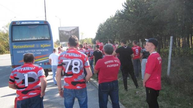 """Агитки на """"Левски"""" и ЦСКА се сбиха край Враца"""