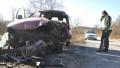 Тежка катастрофа с три жертви по пътя Шумен-Силистра