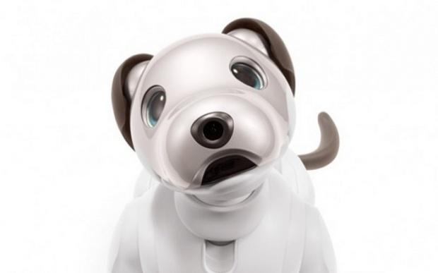 Sony направи по-истински робота куче Aibo