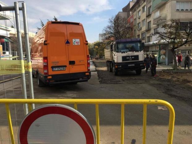 Евакуираха община Стара Загора заради спукан газопровод